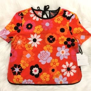 Victoria Beckham for Target Tops - NEW Victoria Beckham for Target Floral Top